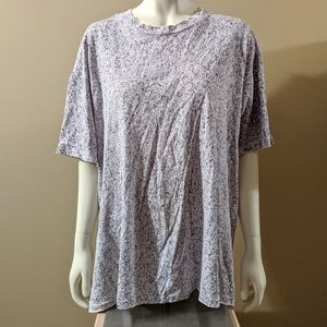 Distressed Splatter T-shirt